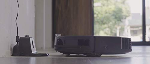 Blaupunkt Bluebot XSMART Saugrobotor mit Wischfunktion und App-Steuerung, 35W, 180 m2 Reichweite, 0,5L Staubbehälter mit HEPA-Filter (Amazon Alexa kompatibel) - 7