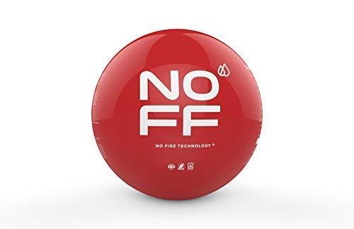 NOFF NO FIRE TECHNOLOGY | Extintor | Esfera Roja Dispositivo para prevenir Incendios
