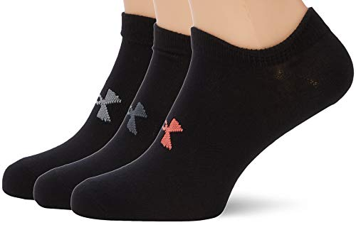 Under Armour Damen Women's Essential Ns Socken, Schwarz, Medium