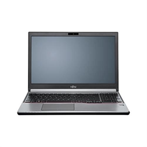 Fujitsu LIFEBOOK E754 VFY:E7540M77AUDE 39,6 cm (15,6 Zoll) Laptop (Intel Core i7 4712MQ, 8GB RAM, 512GB SSD, BluRay, Win 10 Pro) schwarz