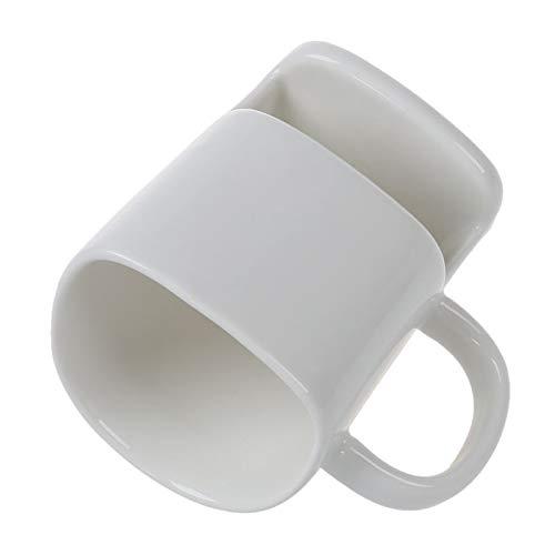 Dunk Becher Keramik Kekse Becher Keks Kaffeebecher Tasse Mit Keks Taschenhalter