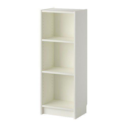 2 X Ikea Billy - regał na książki, biały