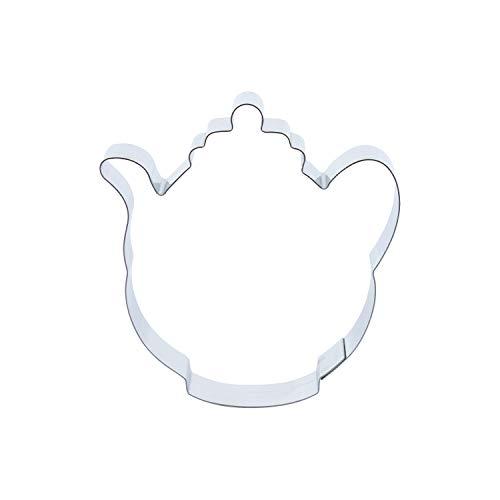 Cuttersweet 1 Keks - Ausstecher Teekanne | Kaffeekanne | Kännchen