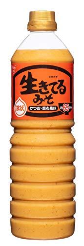 フンドーキン醤油 生きてる液状みそ 1120g ×2本