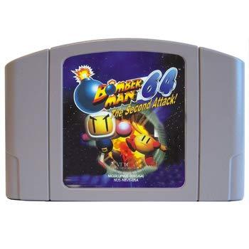 ASMGroup Nintendo N64 Video Gamess Cartridge Max 73% OFF Max 57% OFF th Bomberman - Game