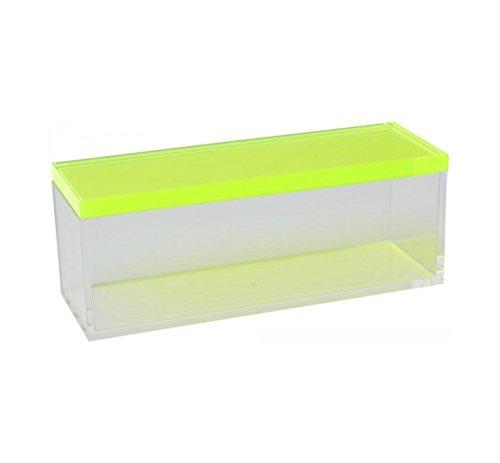 Gift Company Custody, langwerpige doos met groene deksel