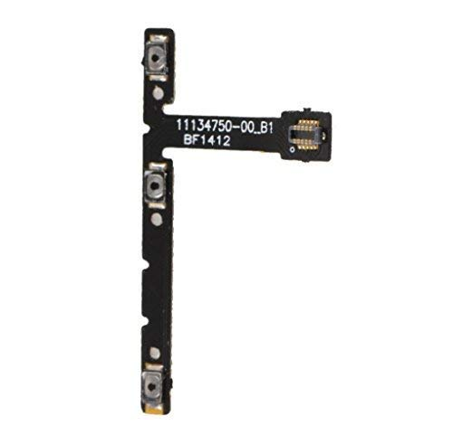 MOBILE MENIA Power On Off Volume Button Up Down Key Flex Cable Part Compatible with Nokia XL