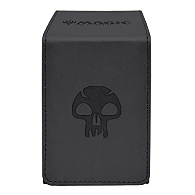 Ultra Pro 86777 Magic: The Gathering Swamp Alcove Flip Box, One Size, Multi