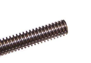Barra filettata M8 in acciaio inox 304 1.4301 DIN 975/976 1000 mm