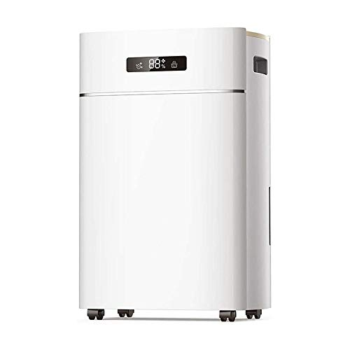 LKNJLL Home Dehumidifier 40 Pints for Basements with Drain Hose for Space Up to 1200 Sq Ft