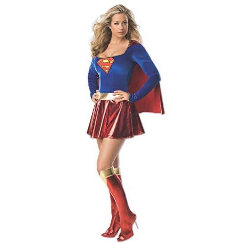 Rubies 3 888239 M - Costume Supergirl (Taglia L)