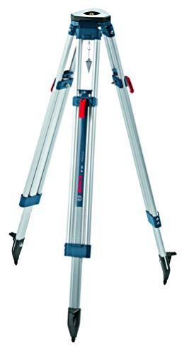 Bosch Professional Baustativ für Laser und Nivelliergeräte BT 160 (Höhe: 97–160 cm, Gewinde: 5/8 Zoll)