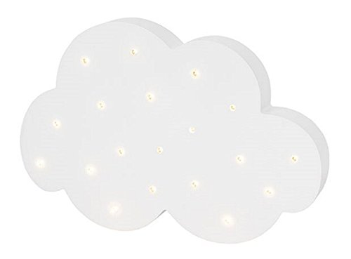 JaBaDaBaDo K8050 Ledlamp Cloud, Blanc - Version Anglaise