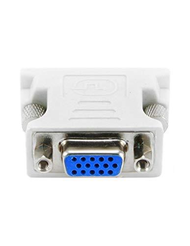 Gembird A-DVI-VGA - Adaptador de cable DVI-A macho, VGA,15-pin HD hembra