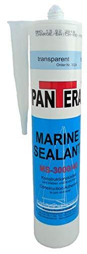 Pantera Marine Sealant MS-3000/40 - transparant - 290 ml constructielijm