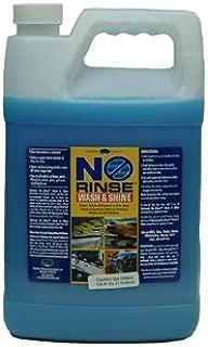 Optimum No Rinse Wash & Shine, 128 oz.