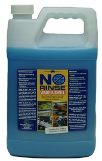 Optimum No Rinse Wash & Shine, 128 oz.