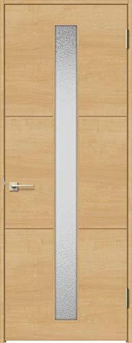 ラシッサS 標準ドア ASTH-LGD 錠付き 0720 W:780mm × H:2,023mm 吊元:左吊元 本体色/枠色:クリエペール(PP) 枠種類:ノンケーシング115(壁厚:76-100) 沓摺:なし 把手:サークルB 鍵種類:丸型表示錠 LIX