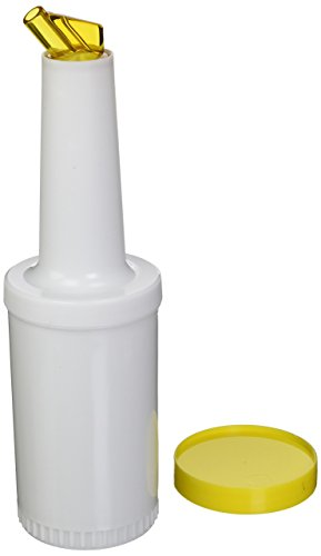 Winco Pour with Yellow Spout and Lid
