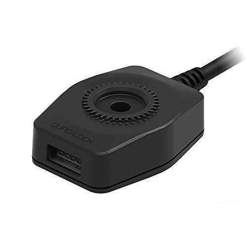 Caricabatterie USB per moto Quad Lock