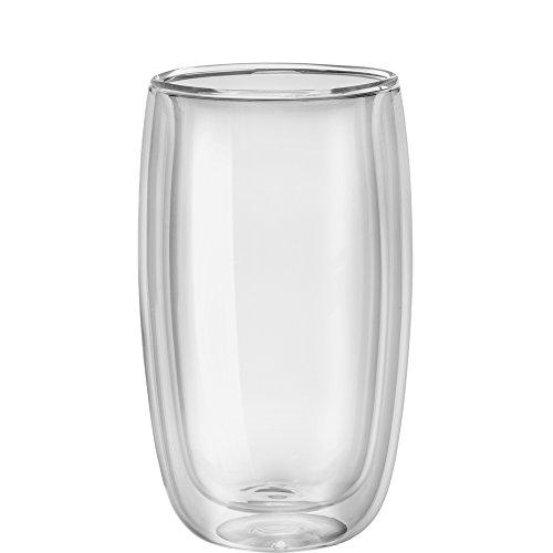 ZWILLING Sorrento 8-teiliges Milchglas-Set