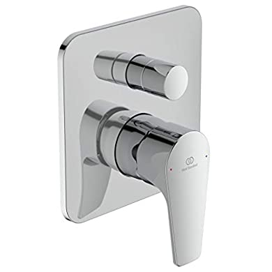 Foto di Ideal Standard A7189AA Cerafine D Miscelatore incasso vasca doccia, completo, cromato