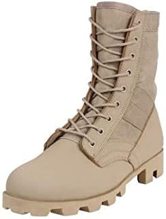 desert tan jungle boots