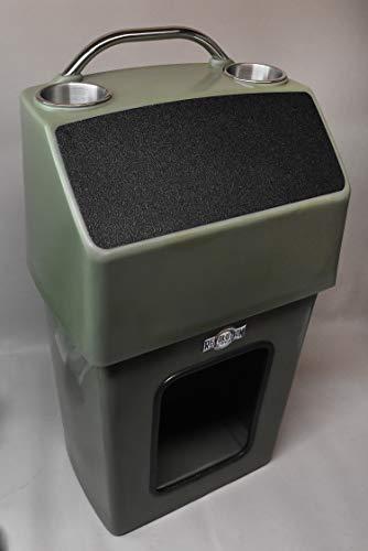 RPD Boat Console, Small, (OD Green)