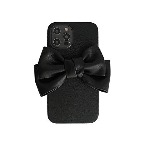 LIUYAWEI Funda de Silicona de Cuero con Lazo de Cuero Coreano para iPhone 12 Pro MAX 11 Pro MAX 12MiNi 7 8 Plus X XS MAX XR SE 2020 INS Linda Funda, b, para iPhone XS