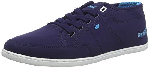 Boxfresh Herren Sparko Sneaker, Blau (Navy NVY), 43 EU