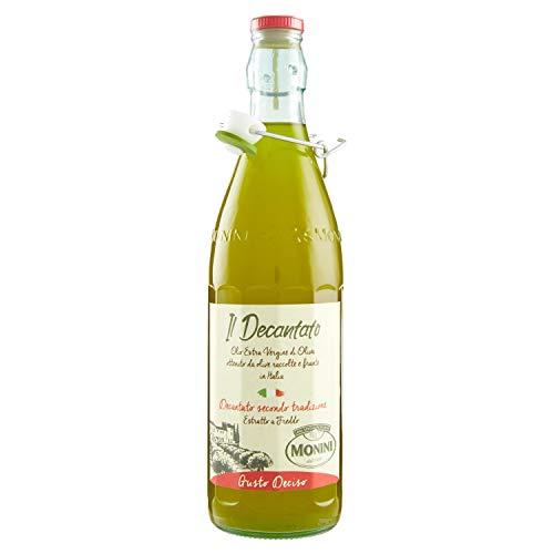 Monini Olio Extra Vergine Il Decantato Gusto Deciso 100% Italiano - 750 ml