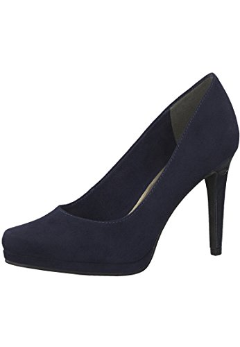 Tamaris Damen High Joie 1-1-22454-21-807 blau 524317