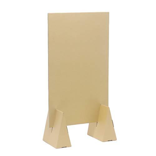 アースダンボール ダンボール ダンボール製看板 A2サイズ 1枚 (0458)