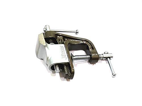 Banco de bebé de 40 mm de ancho de mandíbula fácil abrazadera Hobby Craft Jewelers tornillo de tornillo para limar, pulir, tallar, lijar
