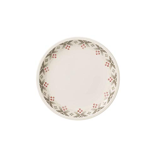 Artesano Montagne Bread & Butter Plate Set of 6 by Villeroy & Boch - Premium Porcelain - Made in Germany - Dishwasher and Microwave Safe - 6.25 Inches
