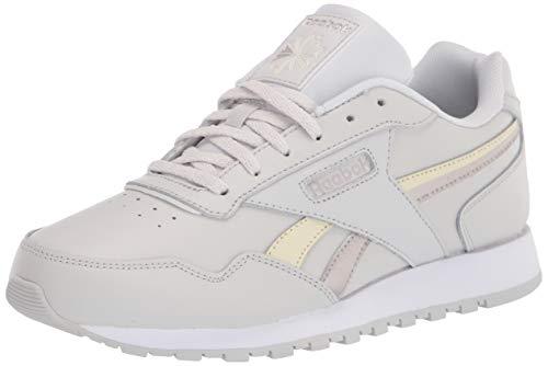 Reebok womens Classic Harman Run Sneaker , porcelain/Alabaster/White , 10 medium US