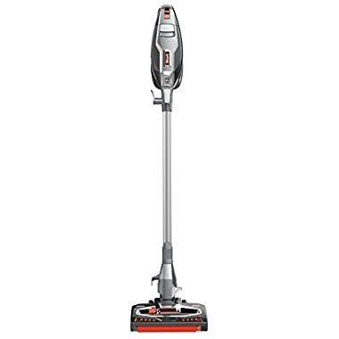 Shark Rocket DuoClean Ultra-Light Corded Bagless Vacuum for Carpet and Hard Floor with Lift-Away Hand Vacuum (HV382), Charcoal