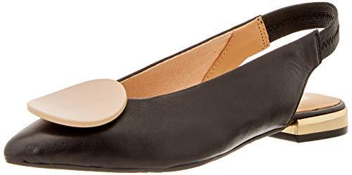 Gioseppo Dewey, Zapatos Tipo Ballet Mujer, Negro, 38 EU