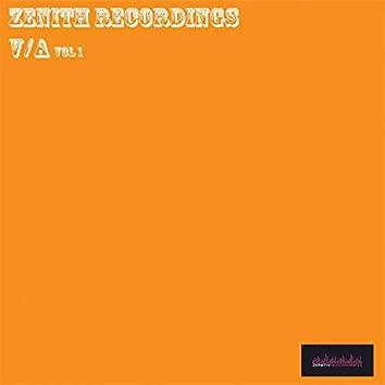 Zenith Recordings  Vol1