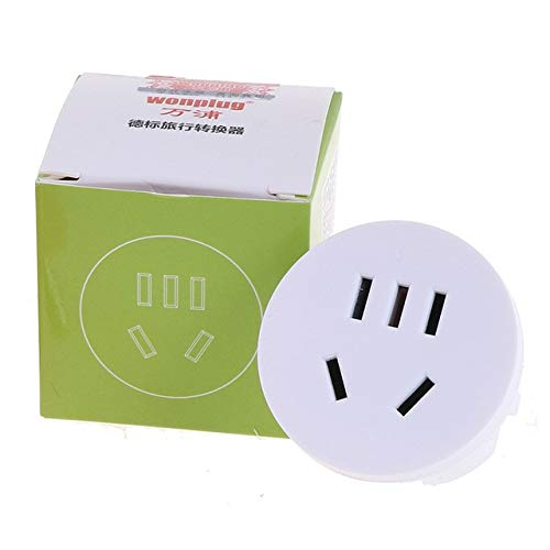 Tool Parts New Best Price Universal UK US AU To EU AC Power Socket Plug Travel Charger Adapter Converter Europe Travel Ac Power Plug - (Color: WT)