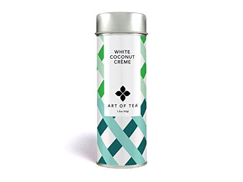 ART OF TEA White Coconut Creme Tea, 1.5 Ounce
