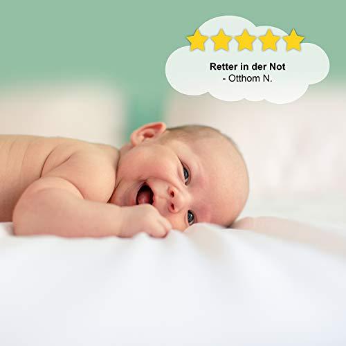 TALINU Nasensekret-Sauger für Babys und Kleinkinder/Nasen-Sauger/Baby-Nasensauger/Nasenschleim-Entferner - 6