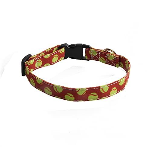 Tasogo Collar para mascotas con diamantes y tachuelas de colores mezclados para gatos y perros, collar elástico para perros
