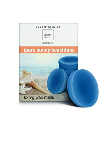 ipuro Essentals wax melt sunny beachtime, 9 ml