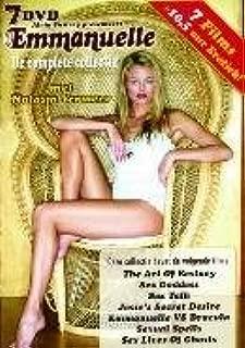 Emmanuelle The Complete Collection 7-DVD Set (The Art of Exstasy / Sex Goddess / Sex Talk / Jesse's Secret Desire / Emmanuelle Vs Dracula / Sexual Spells / Sex Lives of Ghosts)