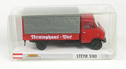 Brekina Steyr 590 Getränkeaufbau Reininghaus Bier (A) 1:87