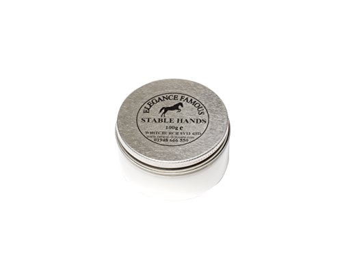 Crème Valet d'Ecurie 100g. Fabriqué par Elegance Natural Skin Care en Grande-Bretagne