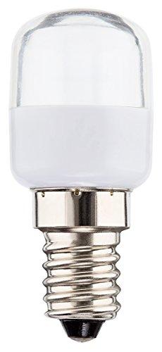 Müller-Licht Led-koelkastlamp, vervangt plastic, E14, 2,5 W, wit, 2,5 x 2,5 x 6 cm