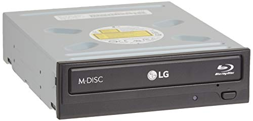 LG WH16NS40 Super Multi Blue Internal SATA 16x Blu-ray Disc Rewriter