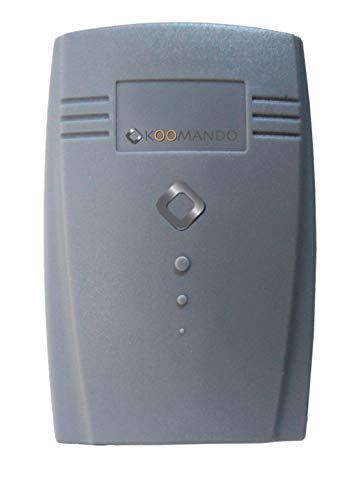 Universal-Funkempfänger, 433 Mhz, 2-Kanal 3A - Stromversorgung 12-24 V AC - DC